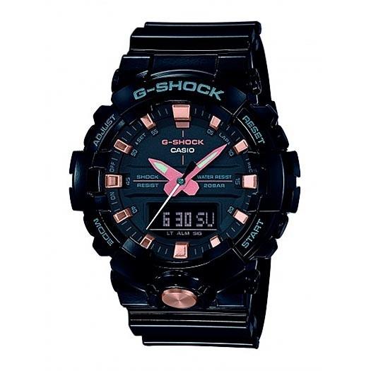 Zegarek G-SHOCK - GA-810GBX-1A4ER Black/Black
