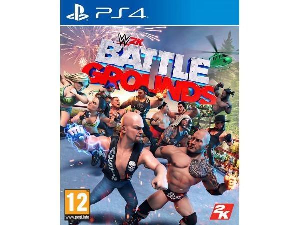 SABER INTERACTIVE WWE 2K Battlegrounds Playstation 4