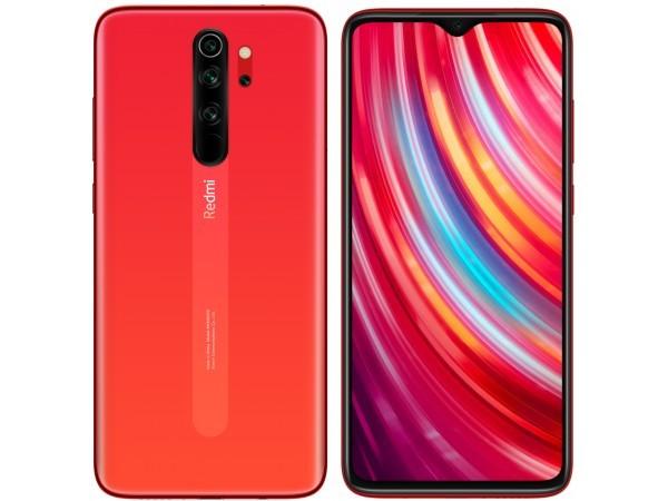 XIAOMI REDMI NOTE 8 Pro 6/64GB Pomarańczowy