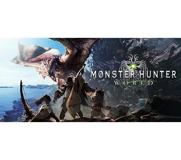 Monster Hunter: World [kod aktywacyjny] PC klucz Steam