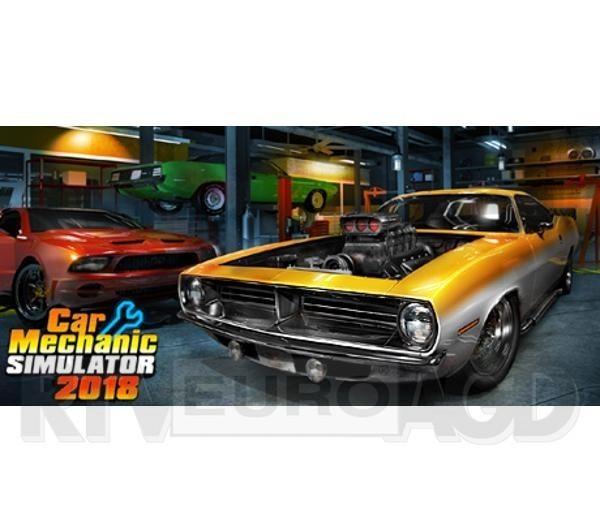 Car Mechanic Simulator 2018 PC [kod aktywacyjny] klucz Steam