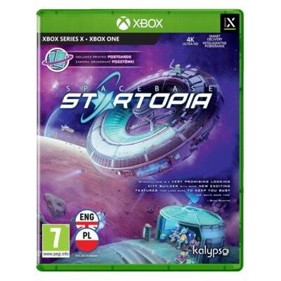 Spacebase Startopia Gra XBOX ONE