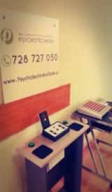 Logo firmy Pracownia Psychologii Pracy PSYCHOTECHNIKA Anna Bandarzewska