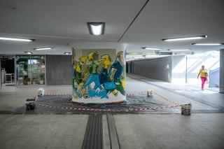 Murale w Poznaniu zachwycają. Zobacz zdjęcia