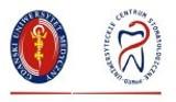 Logo firmy Uniwersyteckie Centrum Stomatologiczne Gdańskiego Uniwersytetu Medycznego Spółka z Ograniczoną Odpowiedzialnością