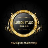 Logo firmy Illusion Studio Elżbieta Melon