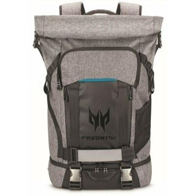 Plecak na laptopa ACER Predator Rolltop 15.6 cali Szary