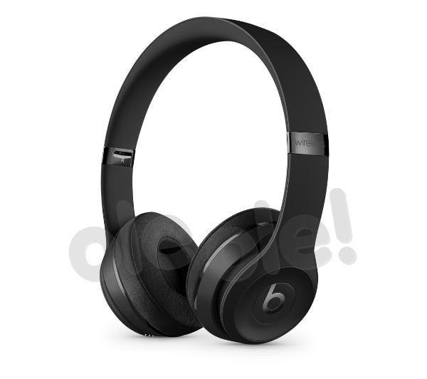 Beats by Dr. Dre Beats Solo3 Wireless (czarny)