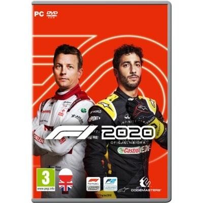F1 2020 Edycja Standard Gra PC KOCH MEDIA