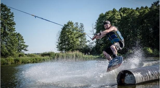 Poznaj wakeboarding - Łódź