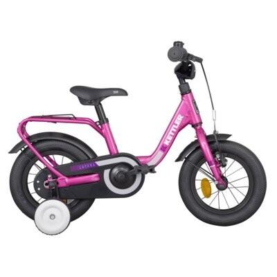 Rower dziecięcy KETTLER Layana 12 cali dla dziewczynki Różowy