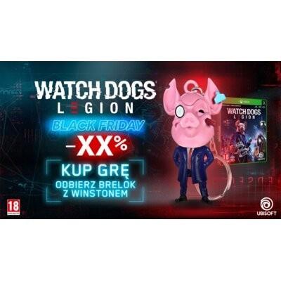 Brelok UBISOFT Watch Dogs Legion