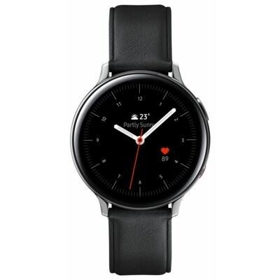 Produkt z outletu: SmartWatch SAMSUNG Galaxy Watch Active2 LTE Stal Nierdzewna 44mm Srebrny SM-R825FSSAXEO