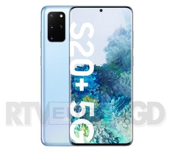 Samsung Galaxy S20+ 5G (niebieski)