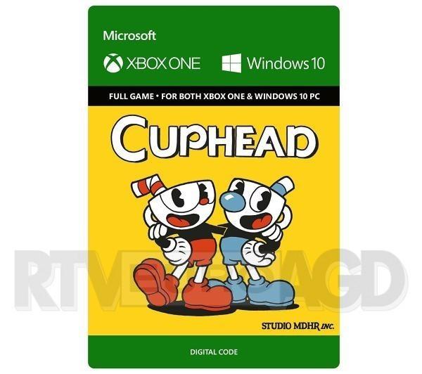 Cuphead [kod aktywacyjny] Xbox One
