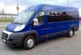 Logo firmy wynajmij-busa - wynajem busów, przewóz osób, transfer na lotniska