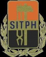 Logo firmy SITPH Oddział Hutnictwa Żelaza i Stali Kraków