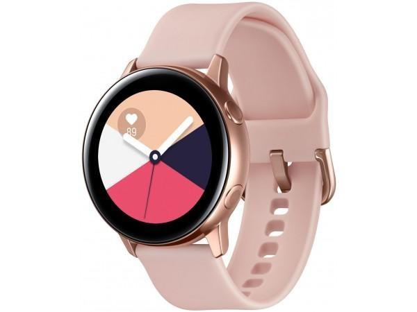 SAMSUNG Galaxy Watch Active Różowe złoto