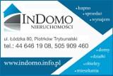 Logo firmy InDomo Nieruchomości