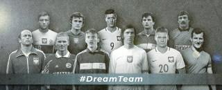 Polska piłkarska drużyna marzeń! Zobacz, kto jest w jej składzie