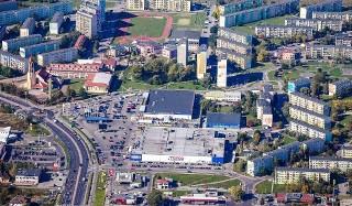 Nazwy ulic w Skierniewicach w PRL