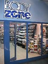 Logo firmy BODY zone