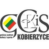 Logo firmy Gminne Centrum Kultury i Sportu w Kobierzycach