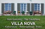 Logo firmy Villa Nova - Dom Gościnny u stóp Karkonoszy
