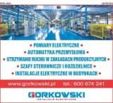 Logo firmy Instalacje Elektryczne Mateusz Gorkowski