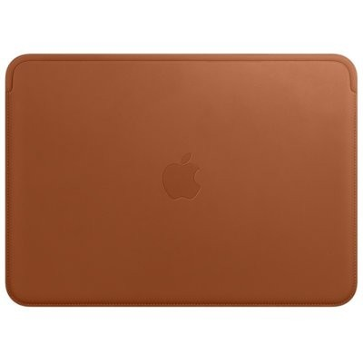 Etui na laptopa APPLE do MacBook 12 cali Brązowy