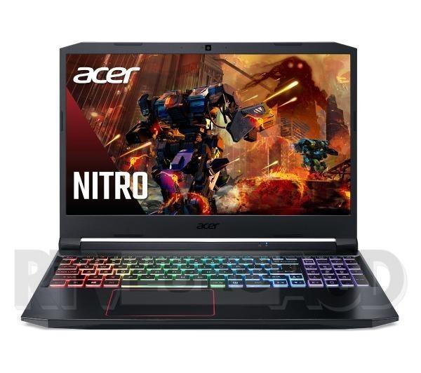 """Acer Nitro 5 AN515-55-764M 15,6""""144Hz Intel Core i7-10750H - 8GB RAM - 512GB Dysk - RTX2060 Grafika"""