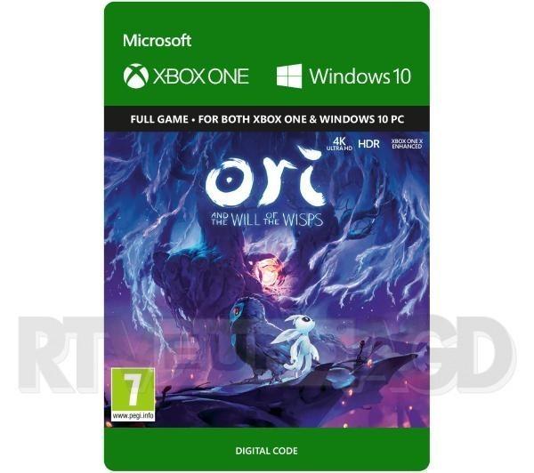 Ori and the Will of the Wisps [kod aktywacyjny] Xbox One / Xbox Series X/S