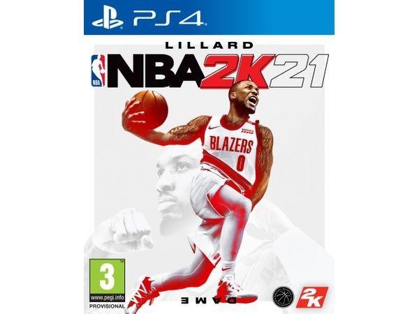 VISUAL CONCEPTS NBA 2K21 Playstation 4
