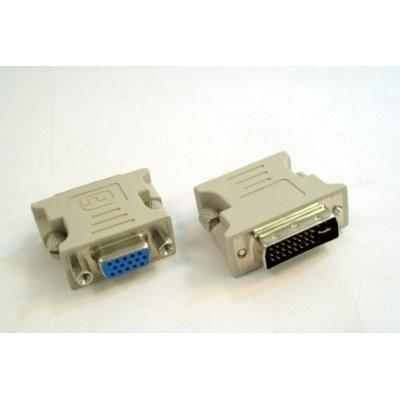 Gembird Adapter DVI->VGA (24M/15 F)