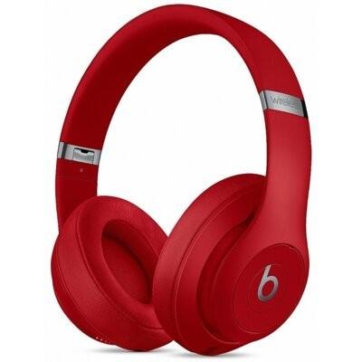 Słuchawki nauszne APPLE Beats Studio3 ANC Czerwony