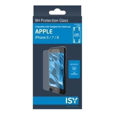 IPG-5000-2D do iPhone 6/7/8 Szkło ochronne ISY