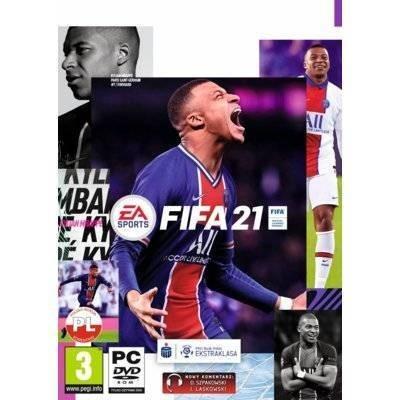 FIFA 21 Edycja Standardowa Gra PC ELECTRONIC ARTS