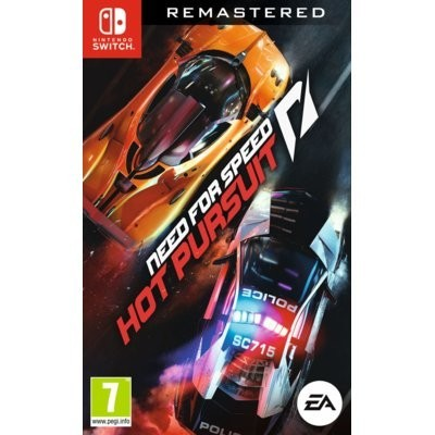 Need for Speed Hot Pursuit Remastered Gra Nintendo Switch ELECTRONIC ARTS