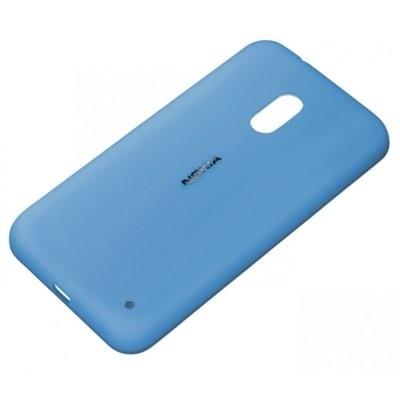Etui NOKIA CC-3057 Shell Cyan do Lumia 620