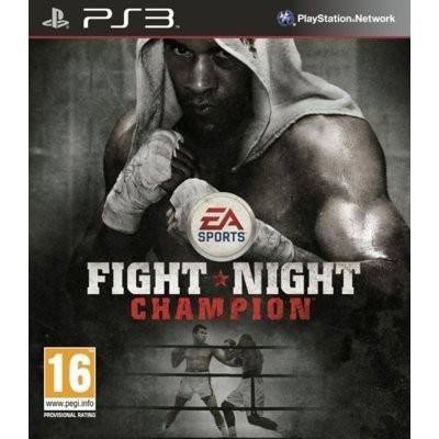 Fight Night Champion Gra PS3