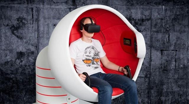 Wejdź w świat wirtualnej rzeczywistości - Toruń (film lub gra)