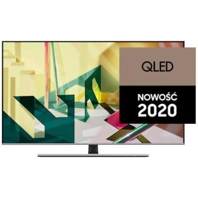 Telewizor QLED SAMSUNG QE75Q77TAT. Klasa energetyczna A