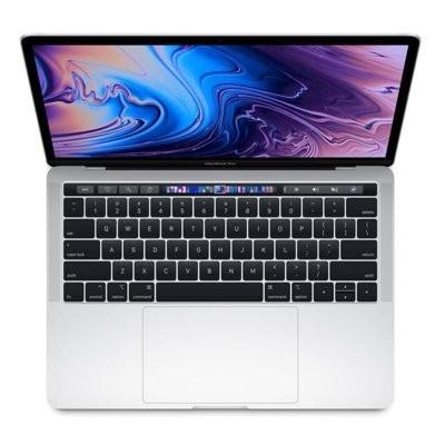 Laptop APPLE MacBook Pro 13.3 z Touch Bar i5 2.4GHz/8GB/512GB SSD/Iris Plus 655/macOS Srebrny MV9A2ZE/A