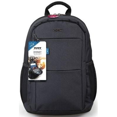 Plecak na laptopa PORT DESIGNS Sydney 15.6 cali Czarny