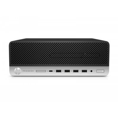 HP Inc. Komputer ProDesk 600SFF G5 i5-9500 256/8G/DVD/W10P  7AC36EA