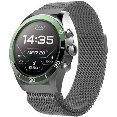 Smartwatch FOREVER Icon AW-100 Zielony