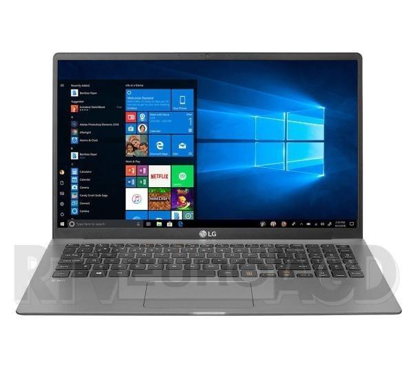 LG Gram 15,6'' 2020 15Z90N-V.AR52Y Intel Core i5-1035G7 - 8GB RAM - 256GB SSD Dysk - Win10