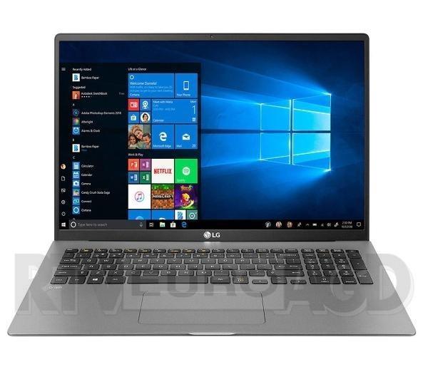 LG Gram 17'' 2020 17Z90N-V.AA75Y Intel Core i7-1065G7 - 8GB RAM - 512GB SSD Dysk - Win10