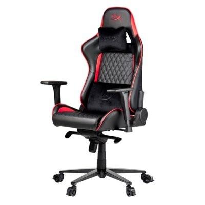Fotel HYPERX Blast 367502 Czarno-czerwony