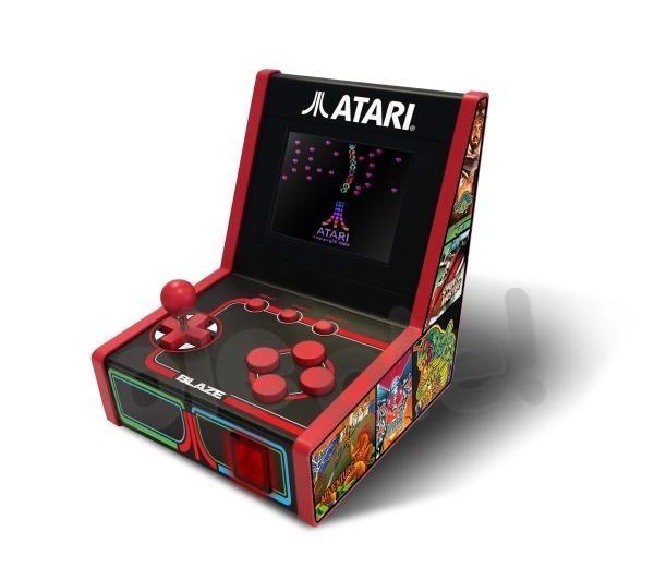 Atari Mini Arcade 5 Retro Games Centipede